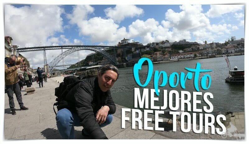 Mejores free tours en Oporto