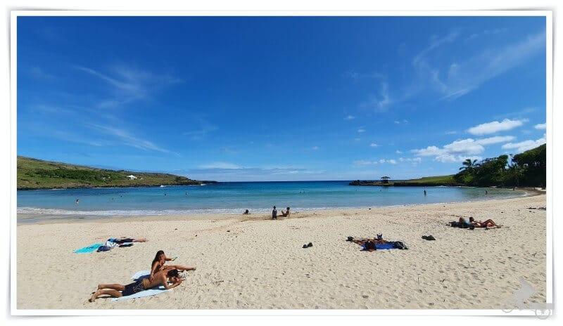 playa de Anakena