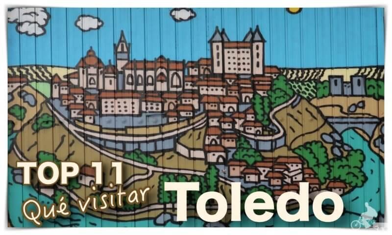 qué visitar en Toledo