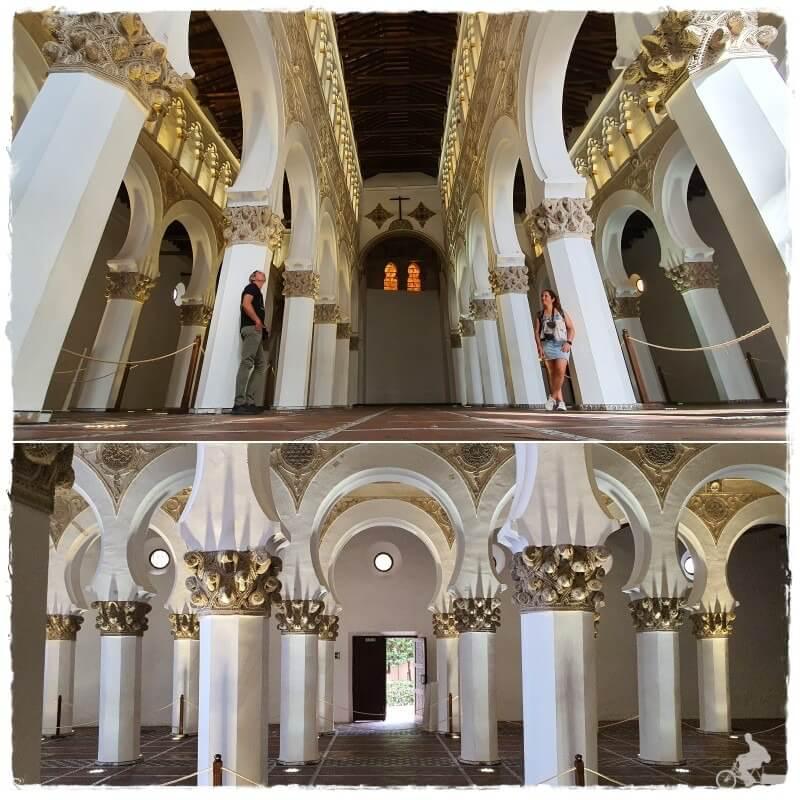 Sinagoga Santa María la Blanca - Toledo en 4 días