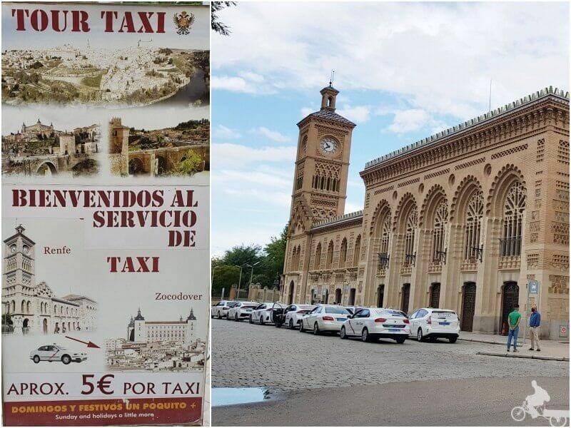 taxi estacion ave avant Castilla la Mancha