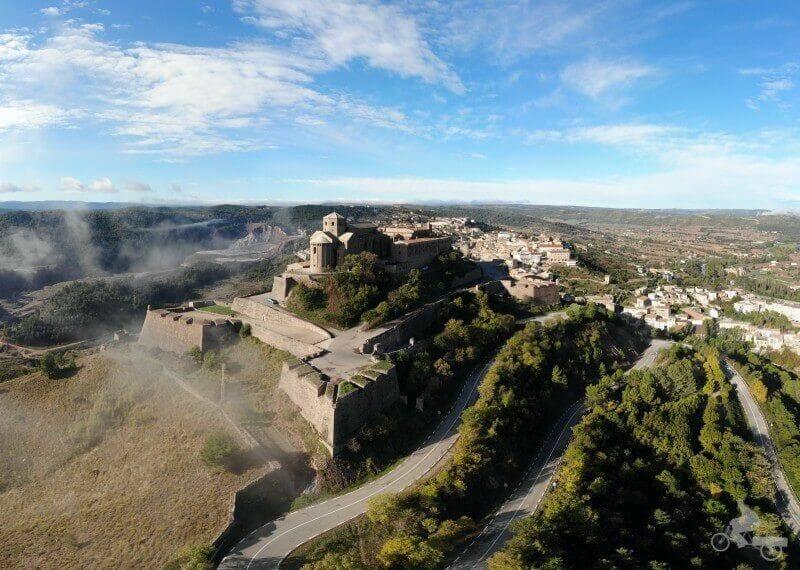 visita castillo Cardona