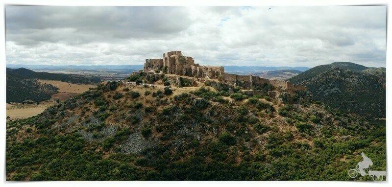 visitar castillo de calatrava la nueva