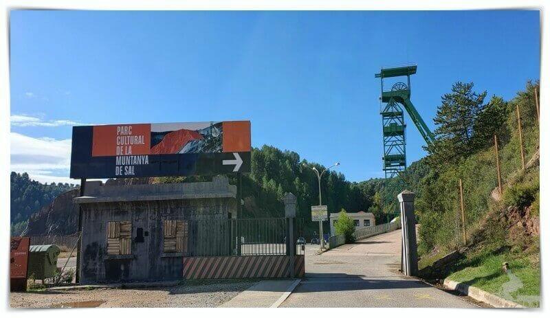 Visitar las minas de sal de Cardona