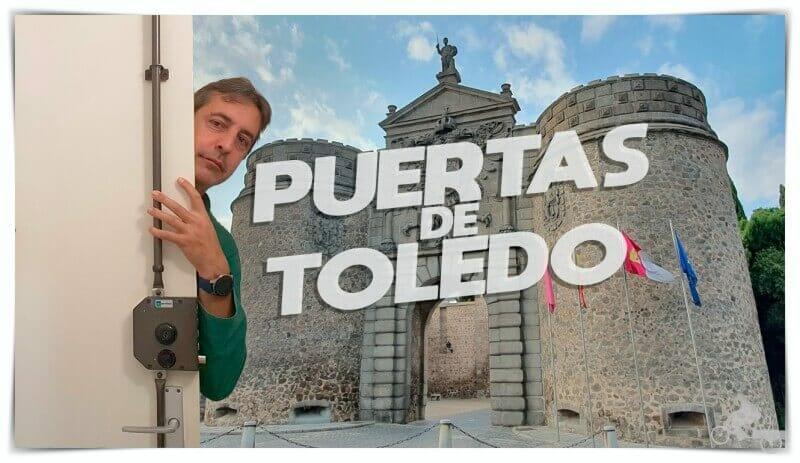 puertas de Toledo