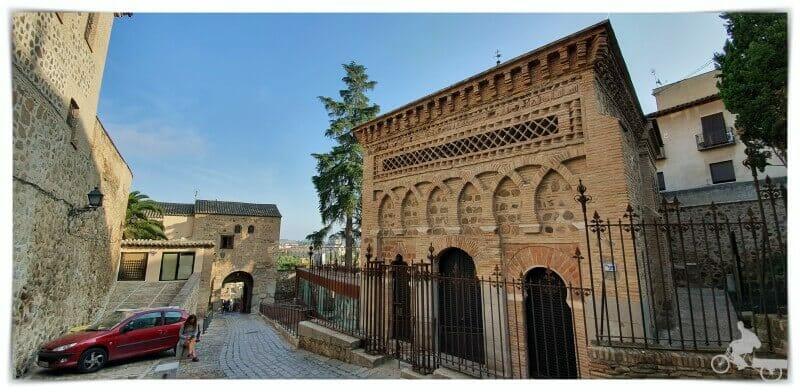 Puerta de Bab-al-Mardum o de Valmardón