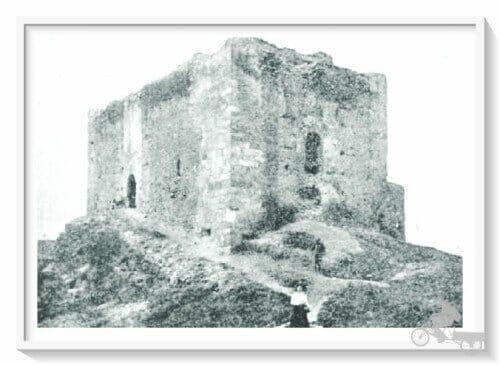 castillo de malagon