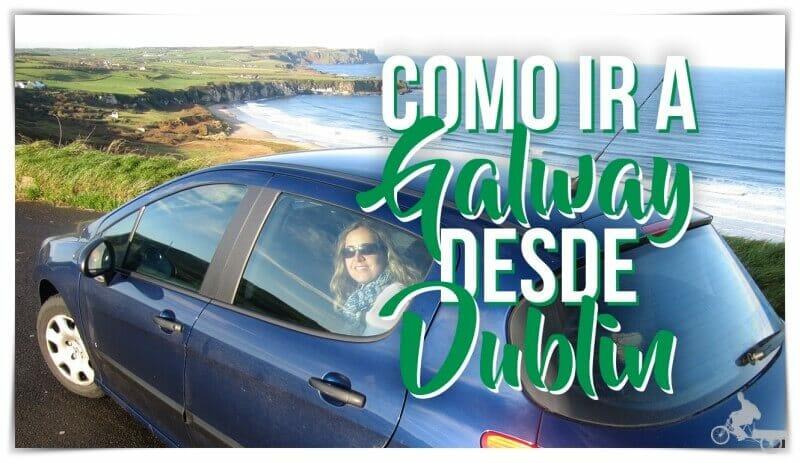 Cómo ir a Galway desde Dublín