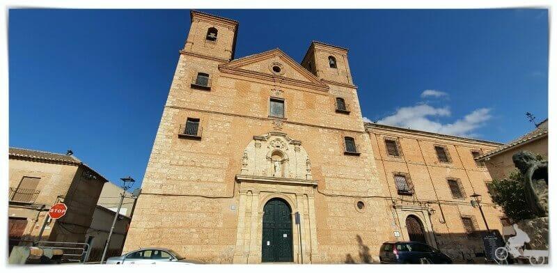 iglesia de san Bartolomé que ver en Almagro