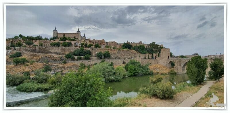 vistas mirador Toledo