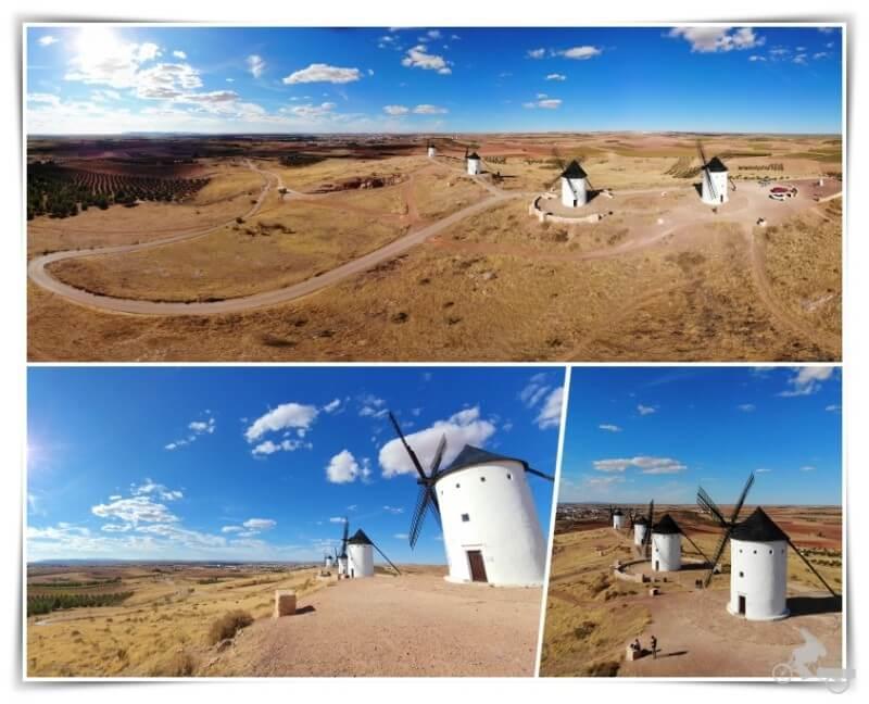 molinos de viento de Alcazar de san juan