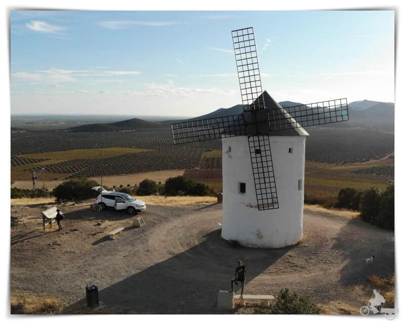 molino de viento de puerto lápice
