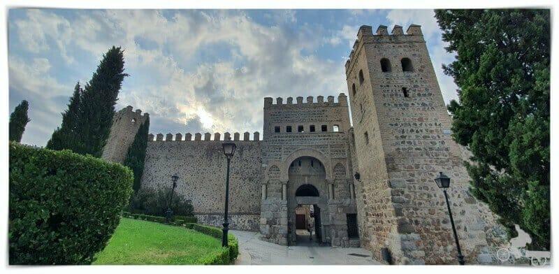 puertas de Alfonso VI - Toledo en 4 días
