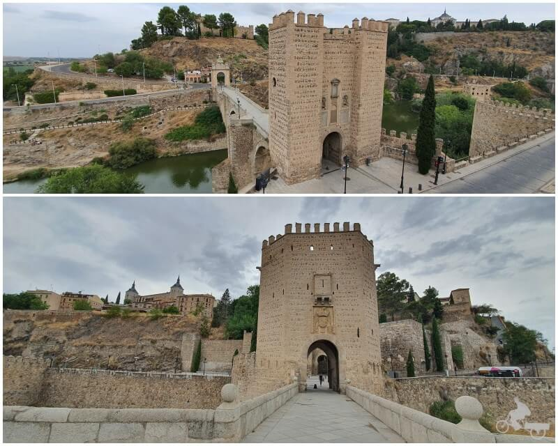 Puerta de Alcántara - Toledo en 4 días