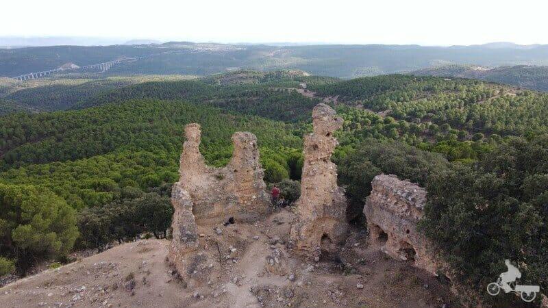 castillo de Castro Ferral