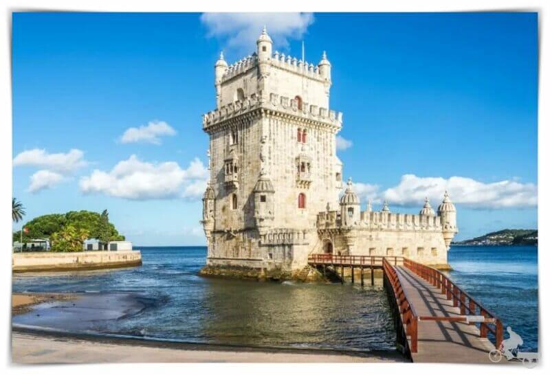 torre de Belém - mejores free tours en Lisboa