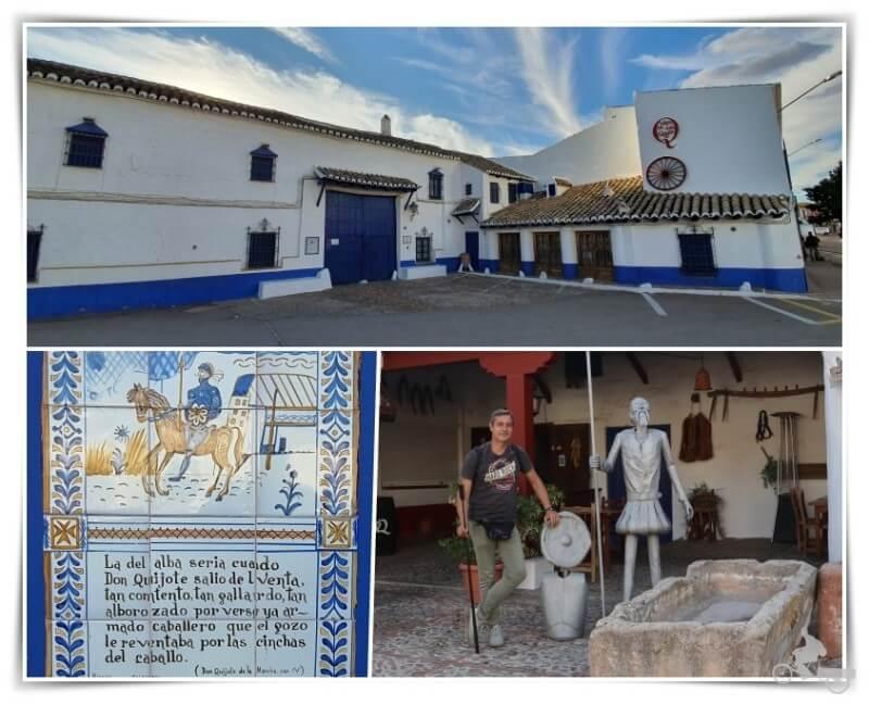 venta del Quijote de Puerto Lápice