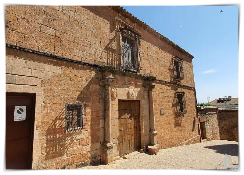 Casa palacio de los Molina de la Cerda