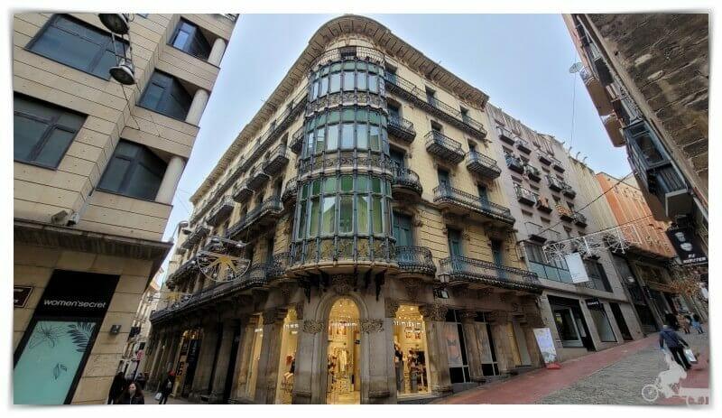 edificios modernistas que ver en Lleida