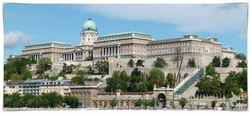 free tour por el castillo de Budapest