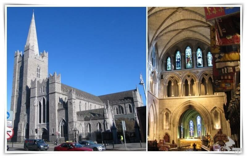 catedral de San Patricio de Dublín