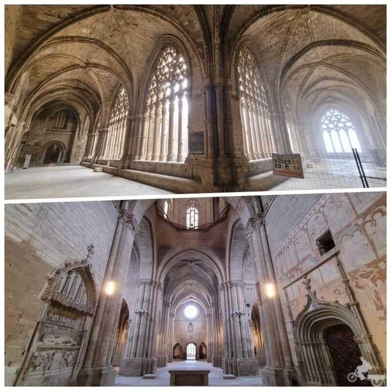 claustro catedral se lleida