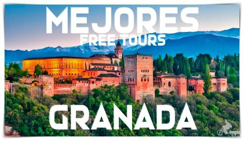 mejores free tours Granada