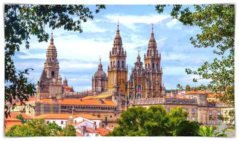Free tours en santiago de Compostela