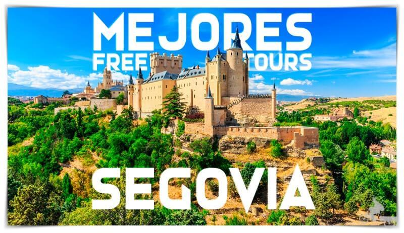 mejores free tours Segovia