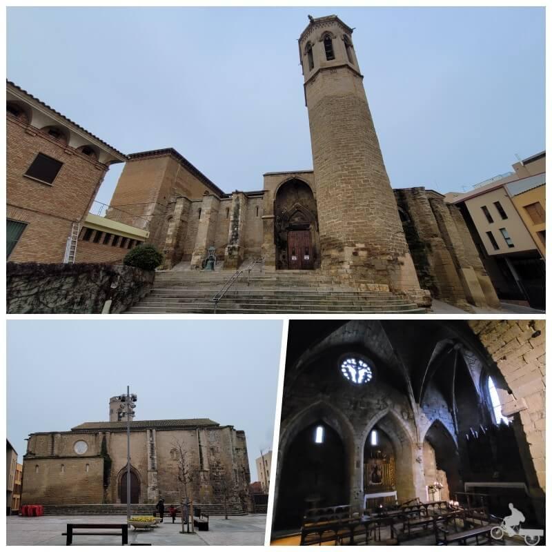 Iglesia de San Lorenzo - qué visitar en lleida capital
