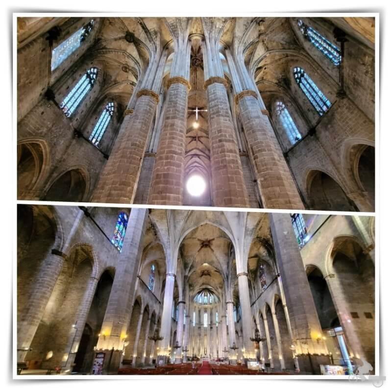 basilica de Santa María del Mar