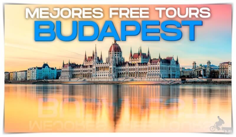 mejores free tours en Budapest