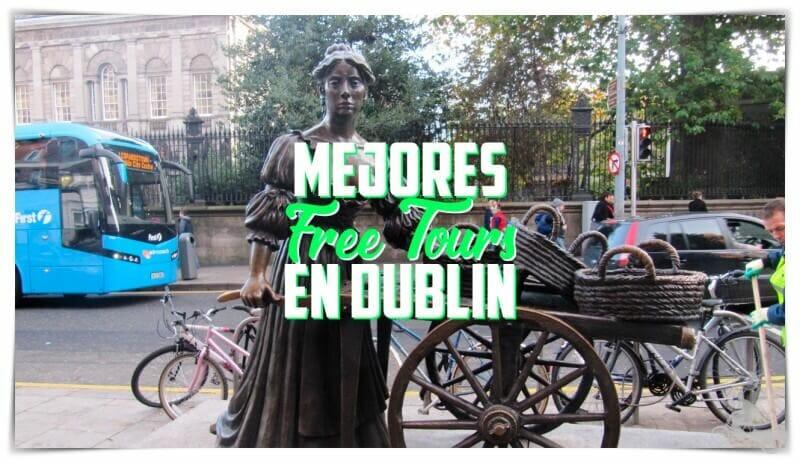 mejores free tours en Dublín
