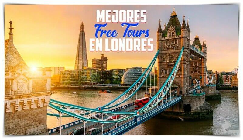 mejores free tours en Londres