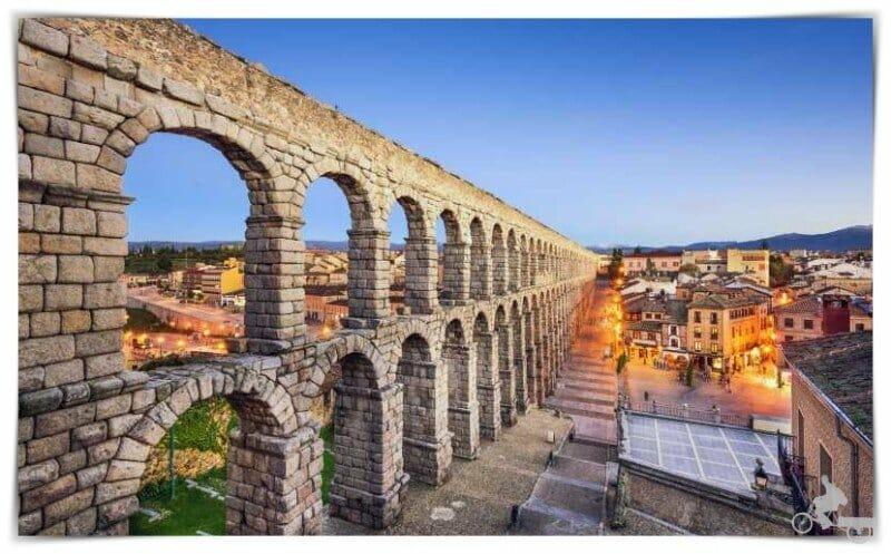 mejores free tours en Segovia gratuitos