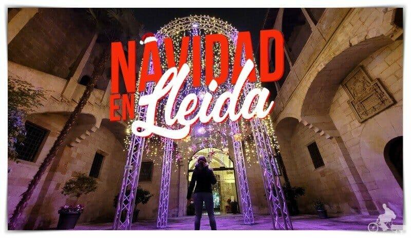 mercados de navidad en Lleida