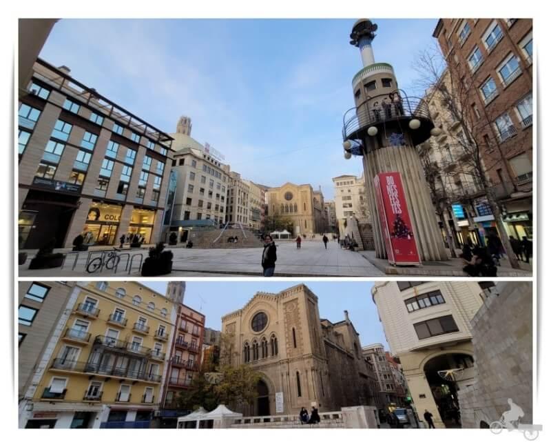 plaça Sant Joan