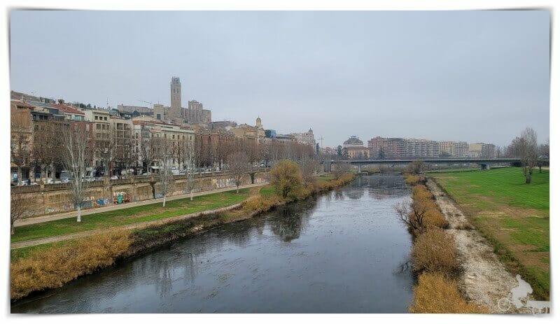 río Segre - qué ver en Lleida