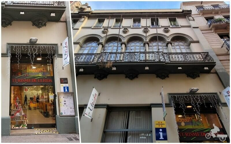 oficina de Turismo de Lleida