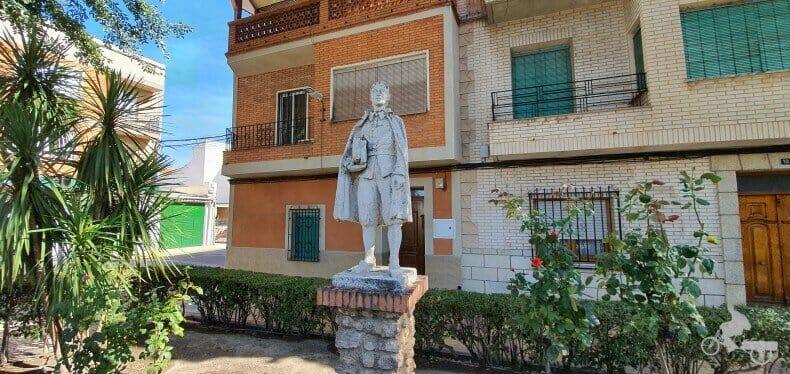 Casa del Bachiller Sansón Carrasco