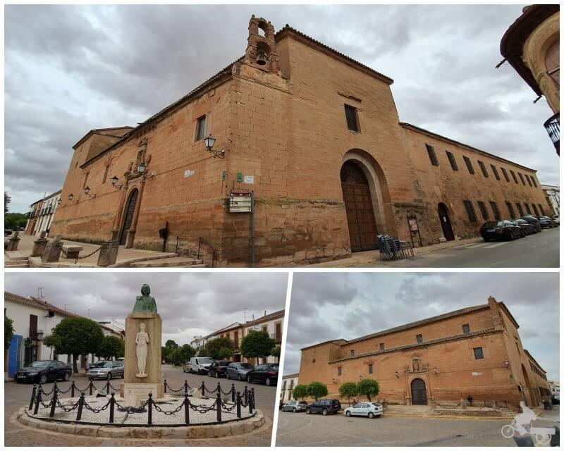 Convento de santo Domingo - qué ver en Villanueva de los Infantes