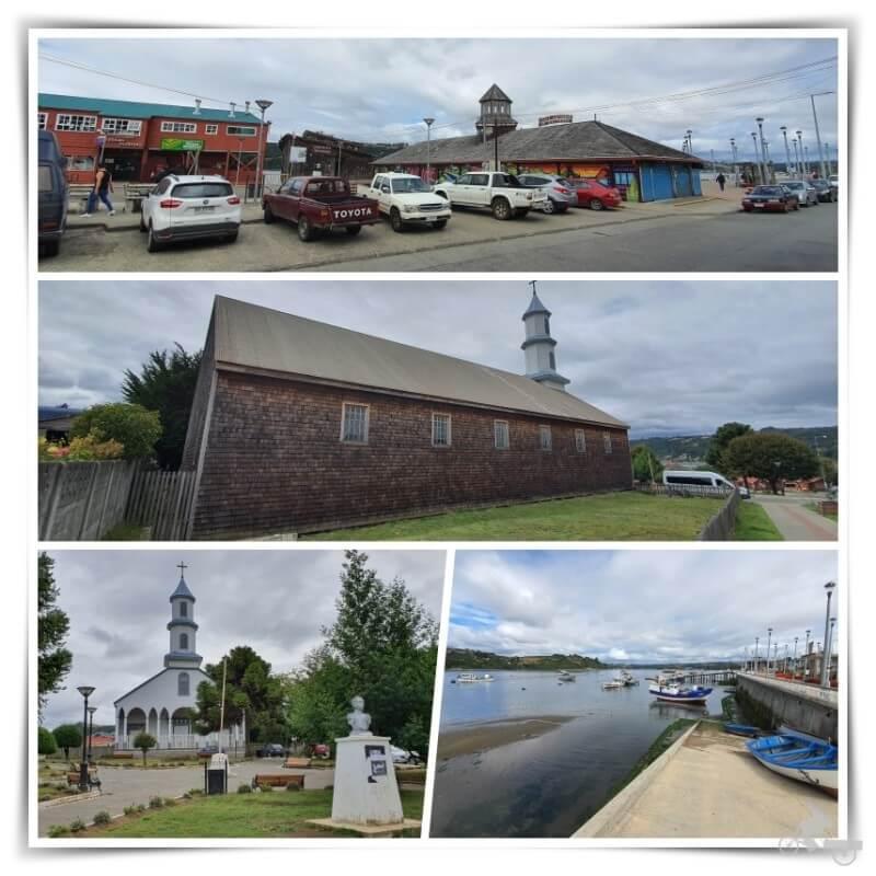 Dalcahué - Cómo ir de Puerto Montt isla de Chiloé