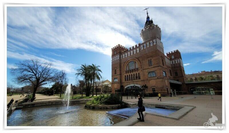 Museo de Zoología - Castell dels Tres Dragons