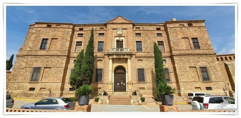 Palacio de Santa Cruz - Viso del Marqués