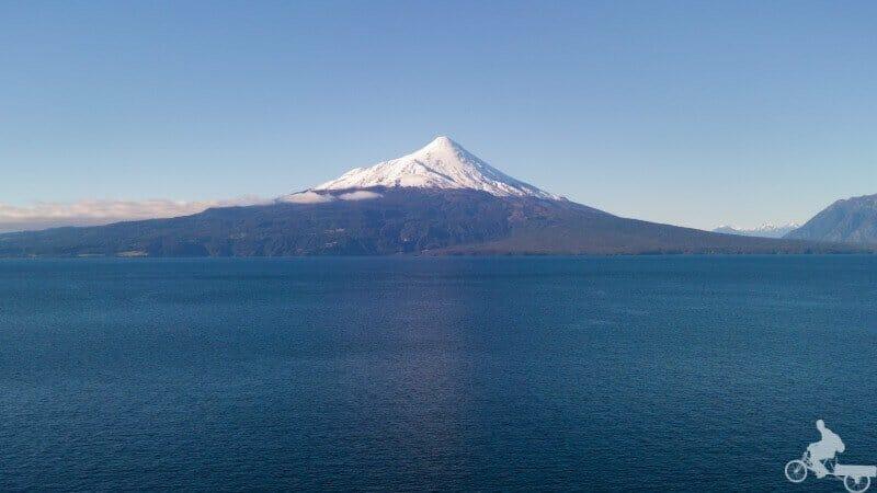 Volcán Osorno - viaje a Chile en un mes