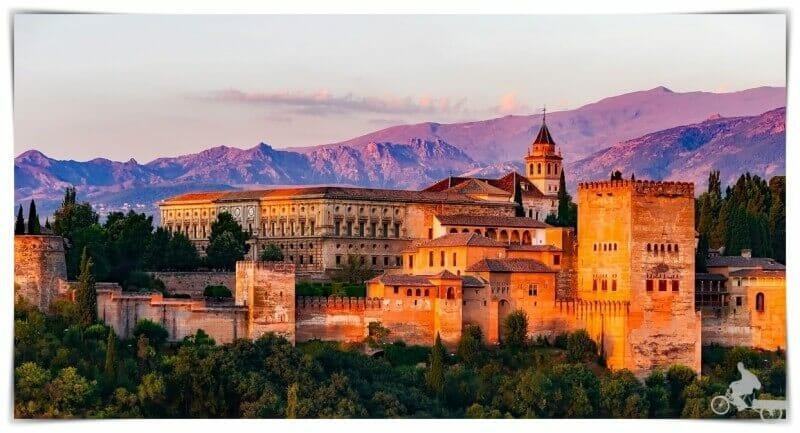 free tour alrededores de la Alhambra