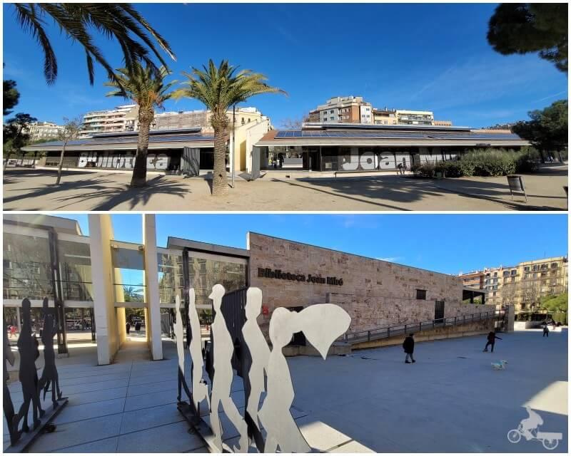 Biblioteca de Joan Miró
