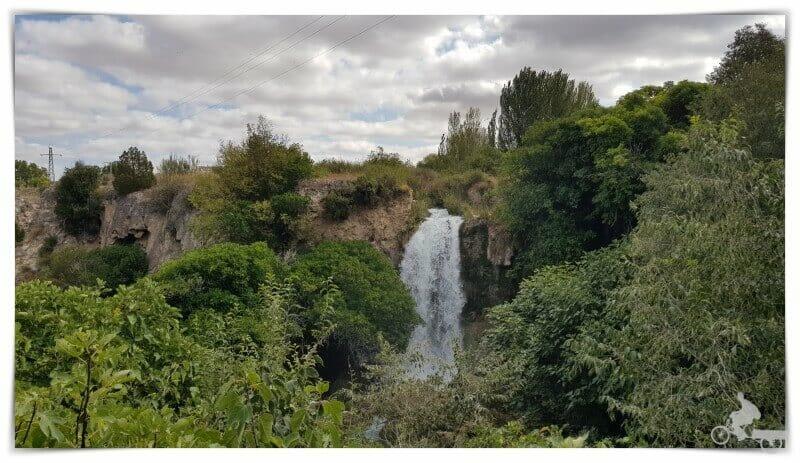 cascada Hundimiento - Lagunas de Ruidera