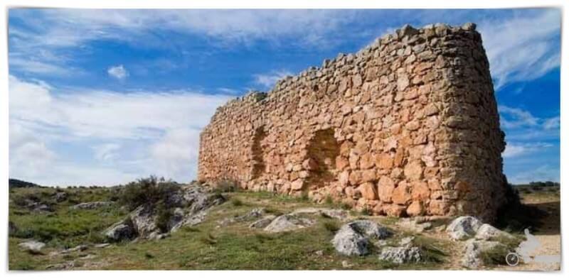 Castillo de Rochafrida Albacete