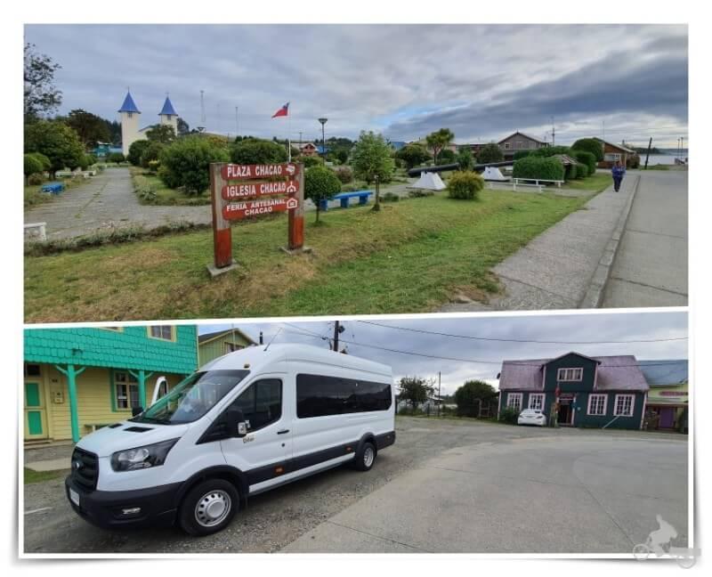 Chacao en isla de Chiloé